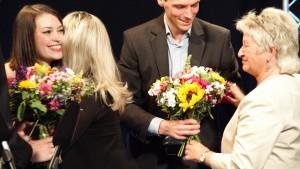 BAF-Abschlussfeier 2014