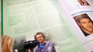 Artikel über mich im SLM-Magazin