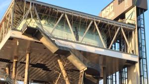 Holland-Pavillon nur noch ein Schandfleck